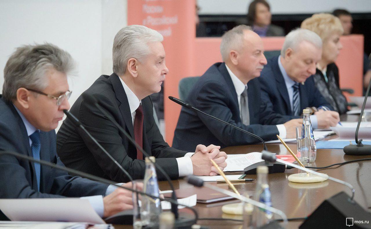 Мэр Москвы Сергей Собянин отчитался о своих доходах за год