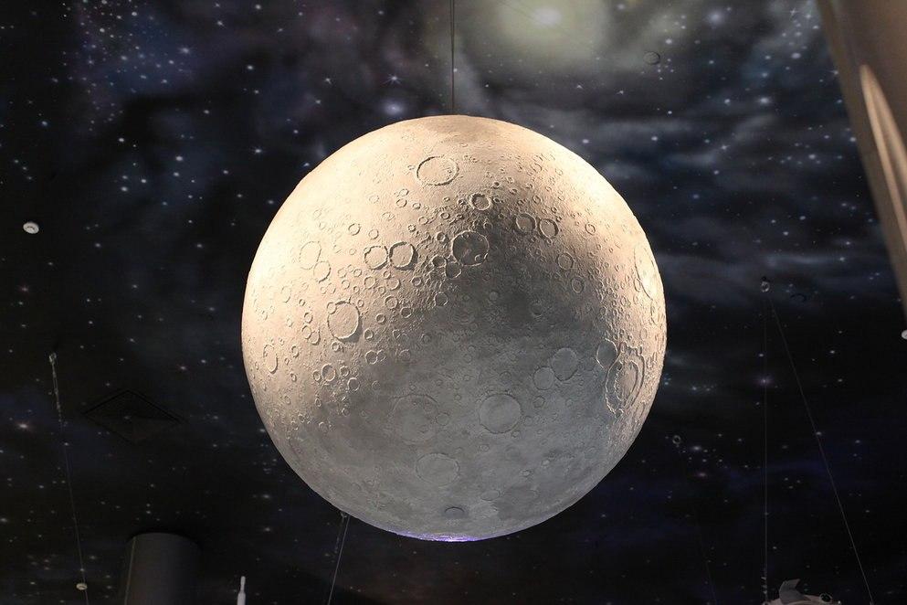 Сближение Луны и Венеры смогут наблюдать москвичи 16 июня