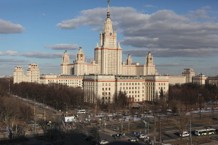 Фан-зоны ЧМ-2018 разместят рядом сМГУ невзирая напротесты