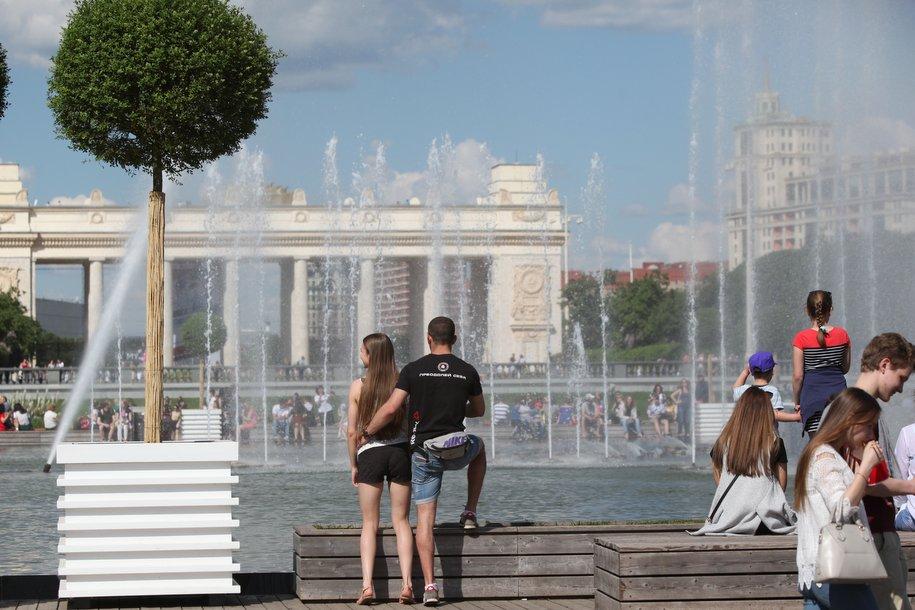 До конца года откроется дополнительный вход в Парк Горького