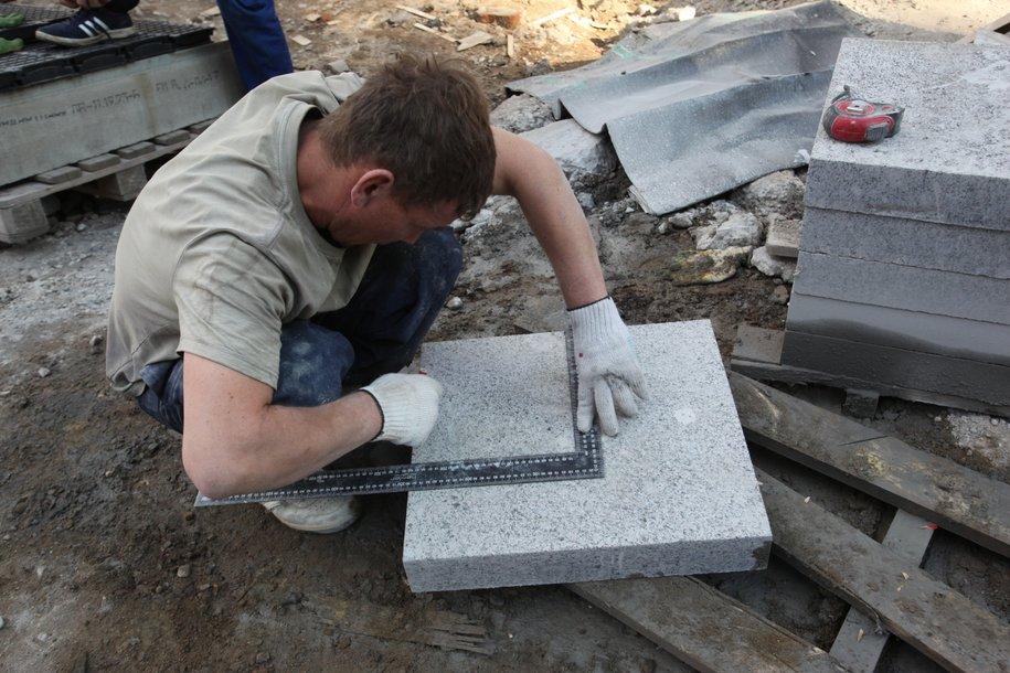 На Малой Лубянке реставрируют католический храм