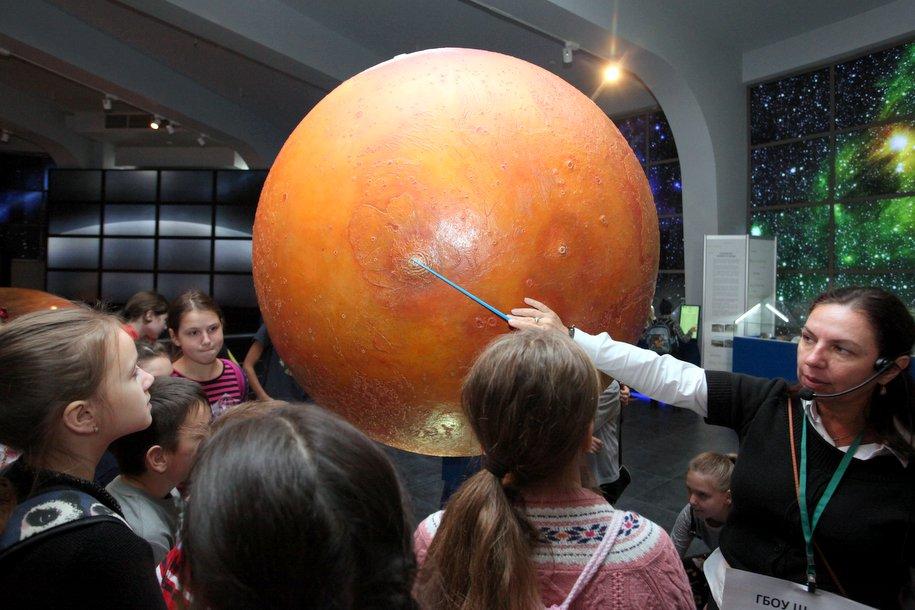 Парк неба и обсерватория столичного планетария откроются 1 мая