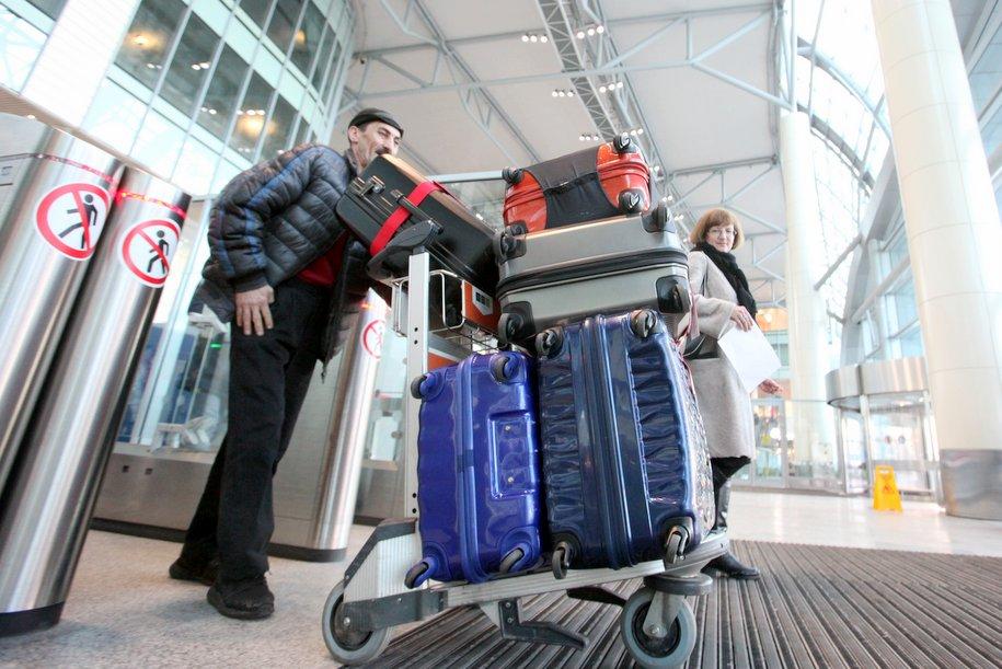 В столичных аэропортах ввели новые штрафы для пассажиров