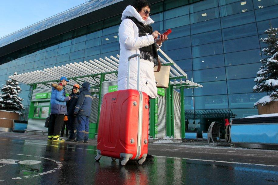 Аэропорт Домодедово успешно протестировал турникеты для электронных посадочных талонов