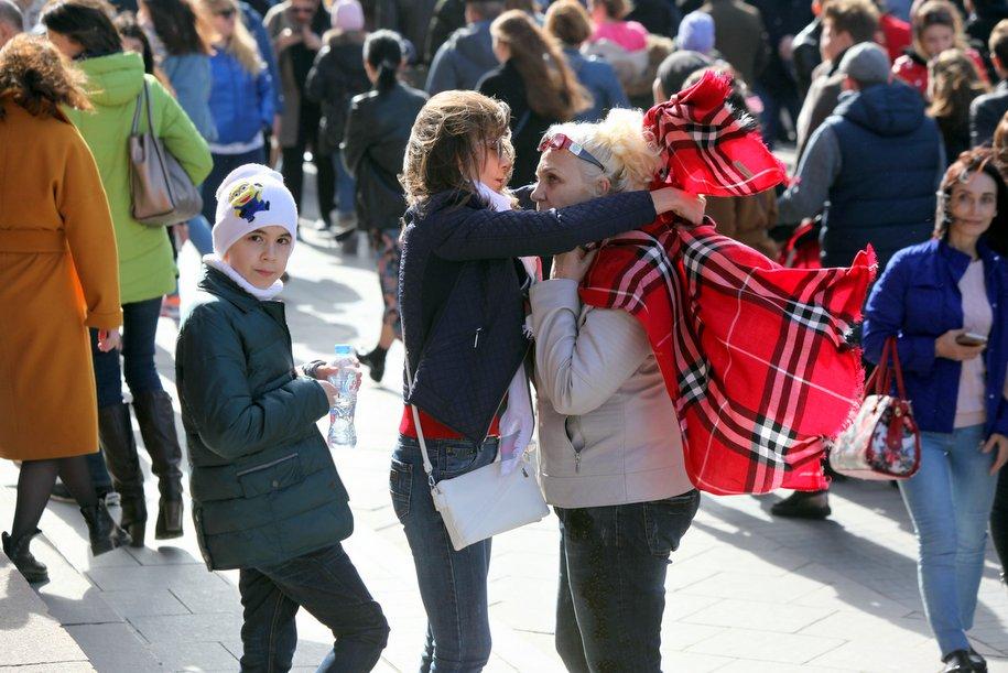 Продолжительность жизни москвичей увеличилась на 4 года