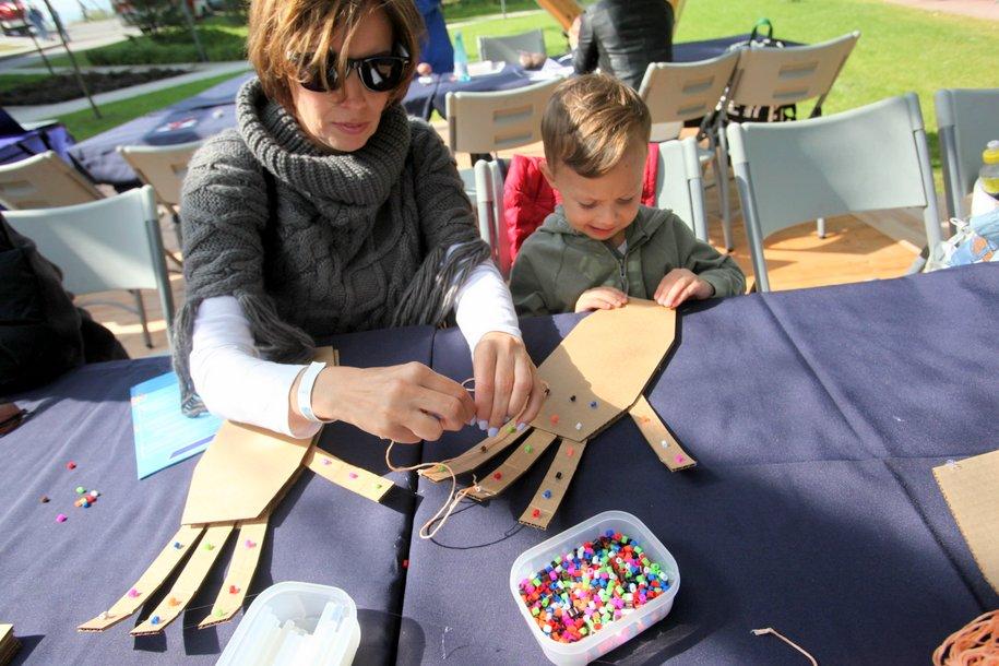 В столице пройдет большой летний фестиваль волонтеров