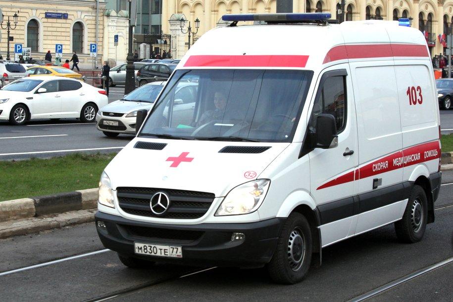 Время приезда «скорой помощи» в Москве составляет 11 минут