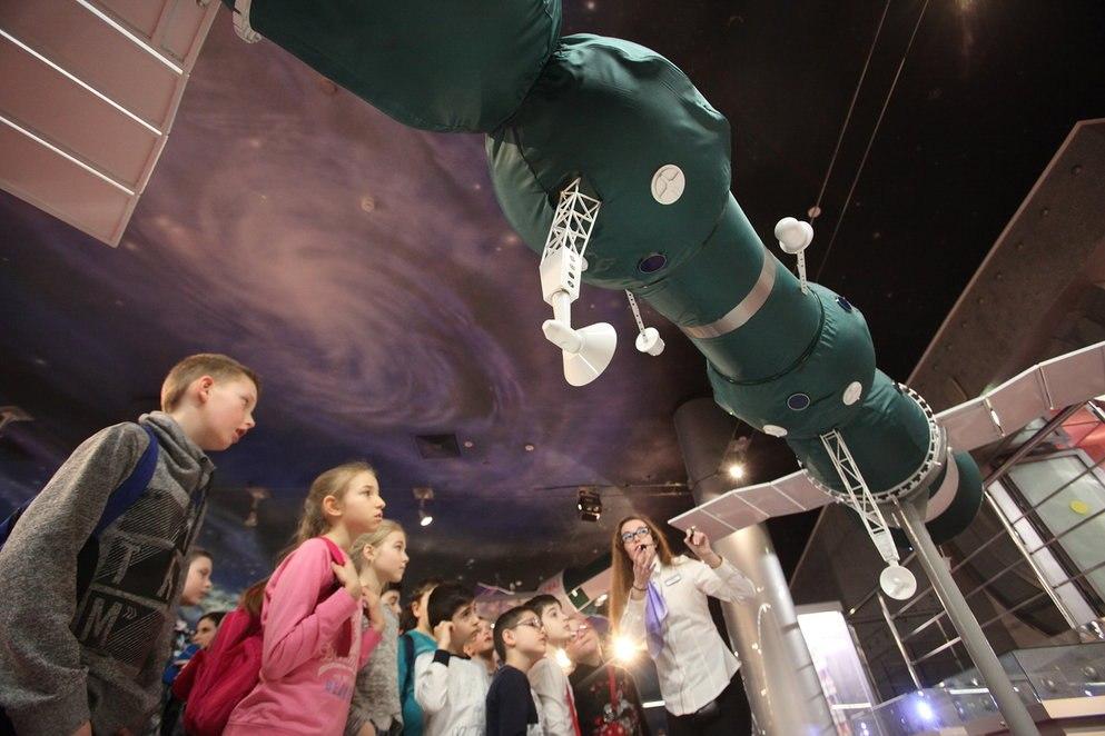 В Музее космонавтики подготовили воскресную программу