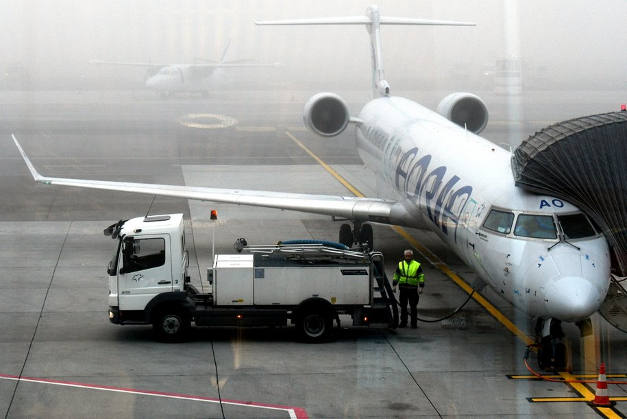 Более 15 рейсов задержано и отменено в аэропортах Москвы