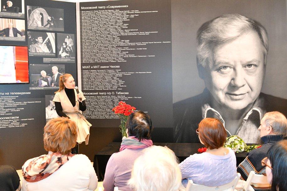 Владимир Машков стал художественным руководителем театральной школы Олега Табакова