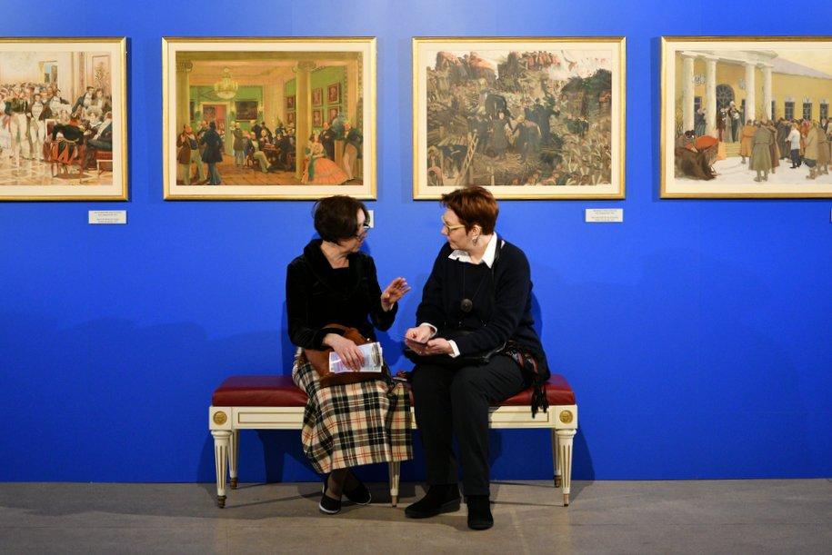 Музей современной истории России можно будет посетить со скидкой 6-8 мая