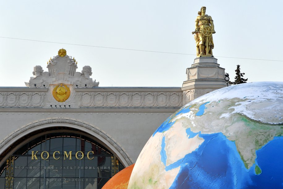 Павильон «Космос» на ВДНХ откроется ко Дню космонавтики