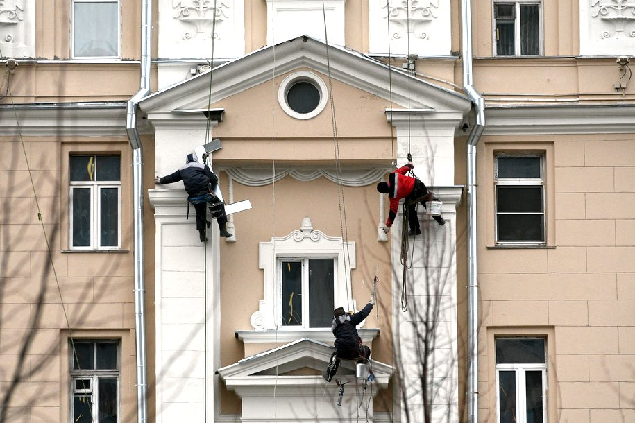 Дом Мельникова на Арбате ждет реставрация