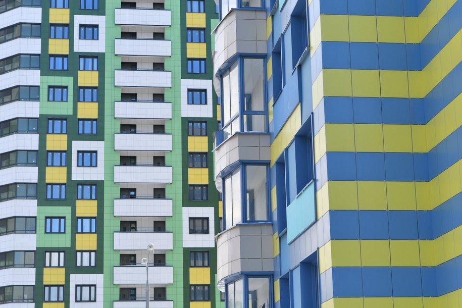 В 2018 году введут 32 дома по реновации