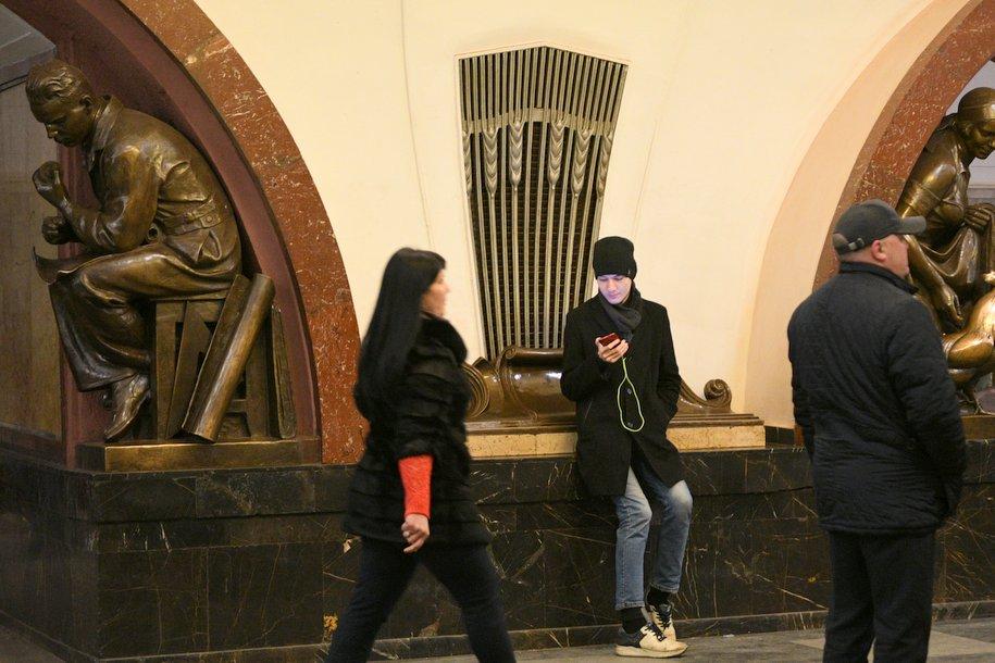 Столичное метро запускает проект «Экскурсовод в метро»