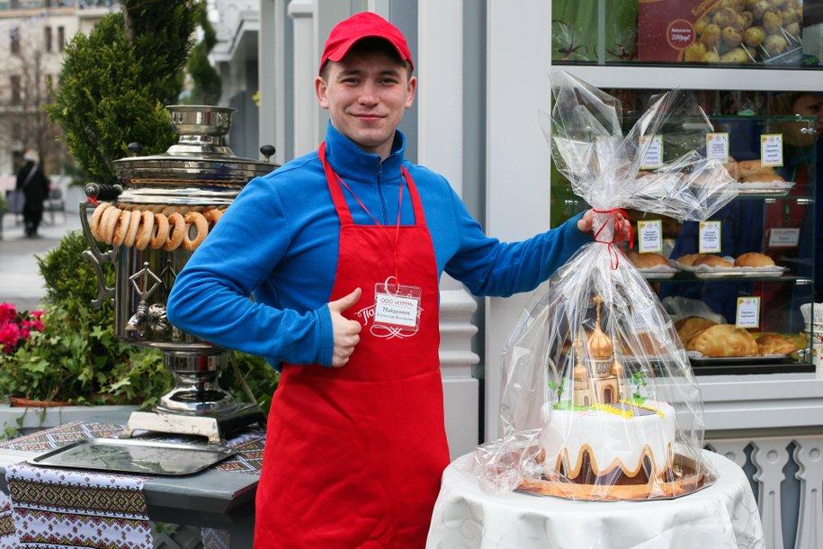 Свыше 3,5 млн куличей испекут в Москве к Пасхе