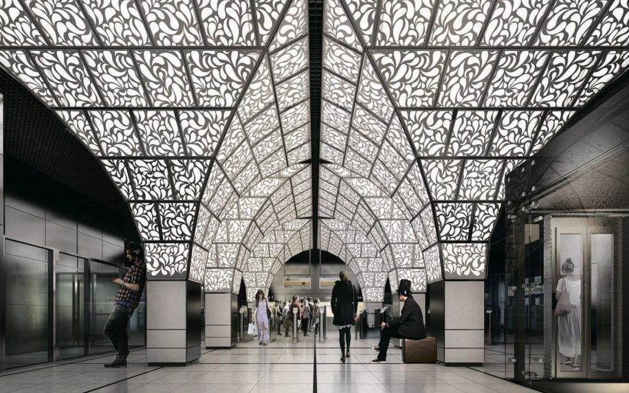 Станция «Новопеределкино» желтой ветки метро откроется в июле