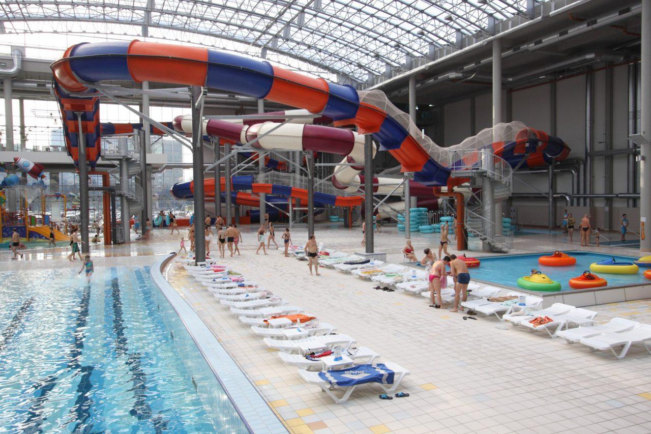 В промзоне Курьяново появится аквапарк