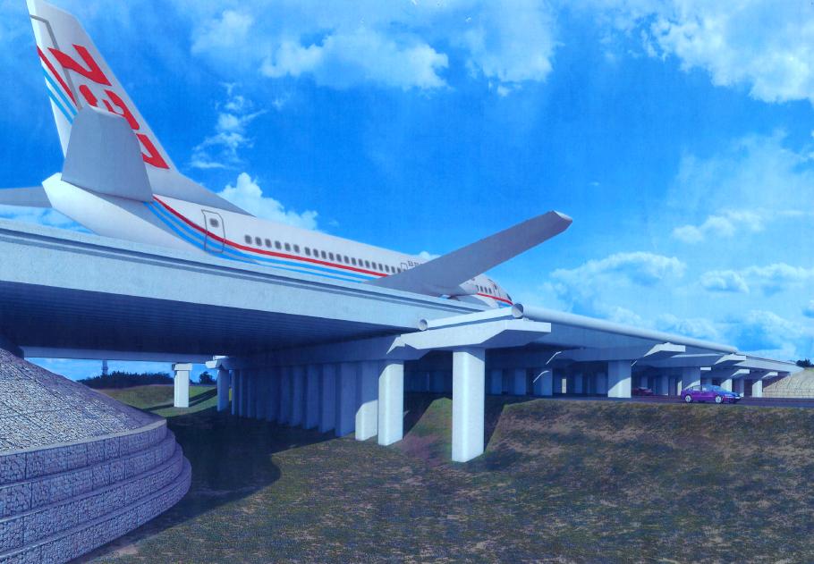 В аэропорту Шереметьево появится мост для самолетов