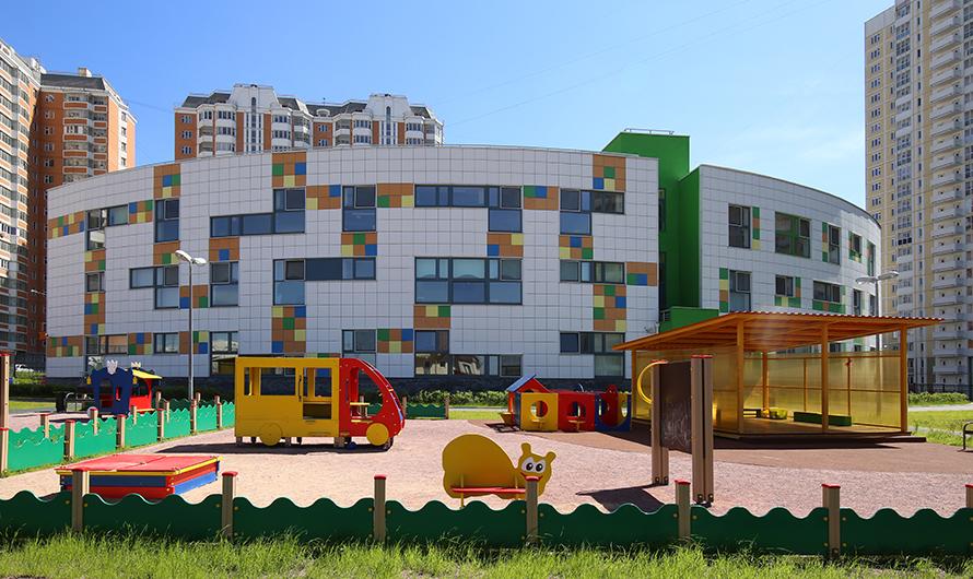 Москомархитектура согласовала проект детского сада в Некрасовке