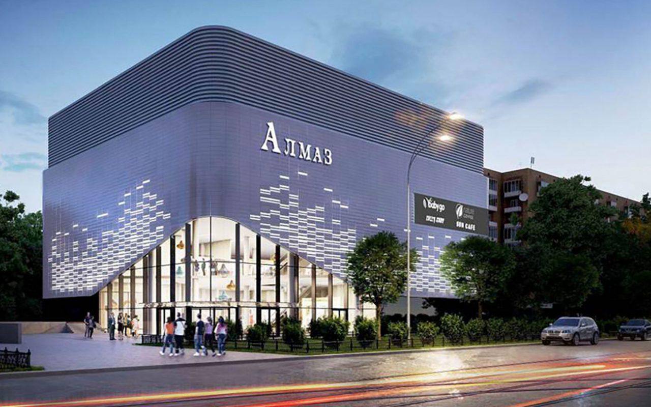 Кинотеатры «Алмаз» и «Рассвет» реконструируют