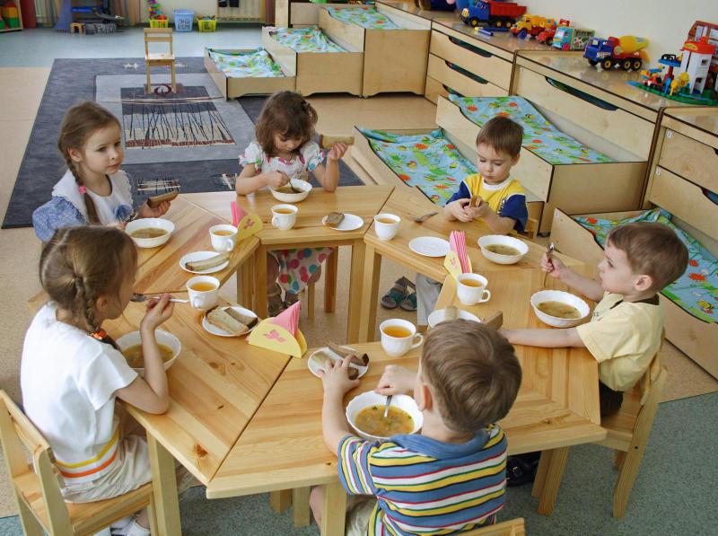 В Кунцеве построили детский сад по индивидуальному проекту