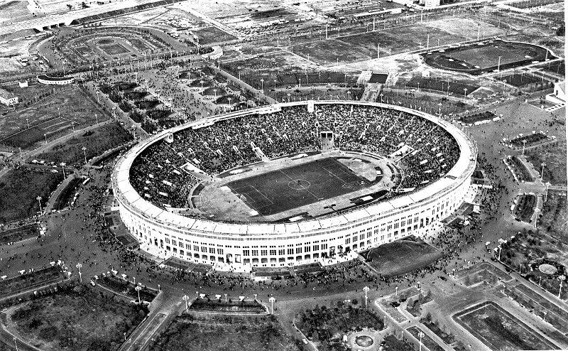 Музей архитектуры представляет выставочный проект «Архитектура стадионов»