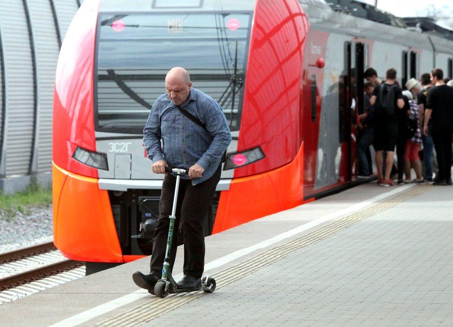 Пассажиры МЦК совершили более 182 млн поездок с момента запуска