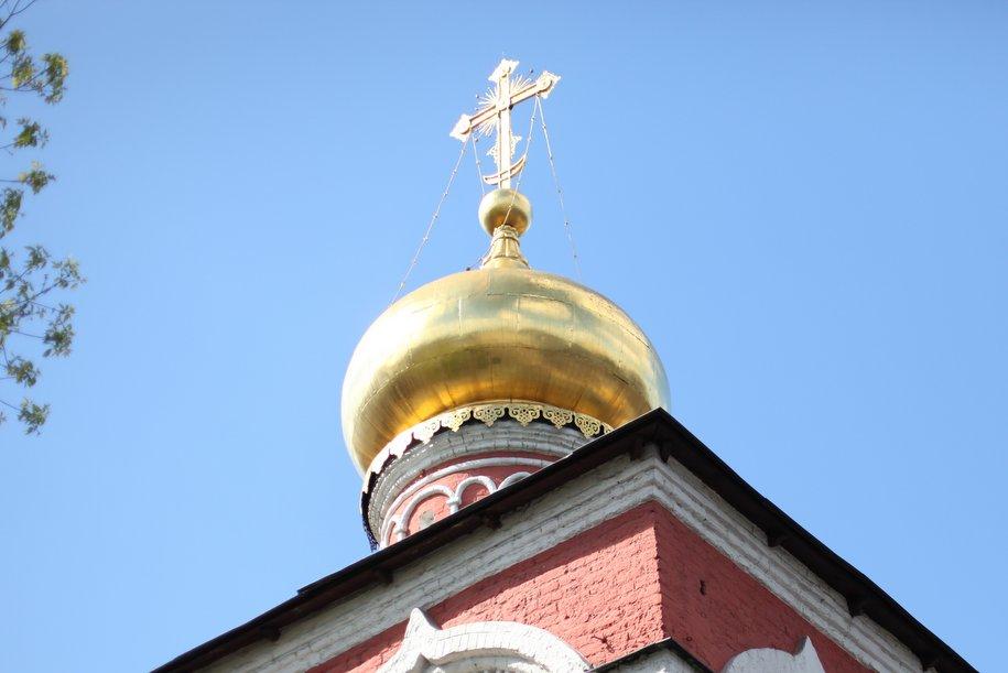 До конца года в Ховрино достроят храм Дмитрия Солунского