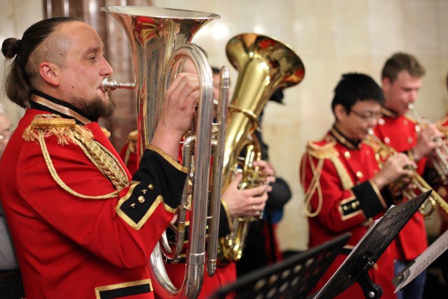 Большой симфонический оркестр выступит в Парке Горького 9 мая