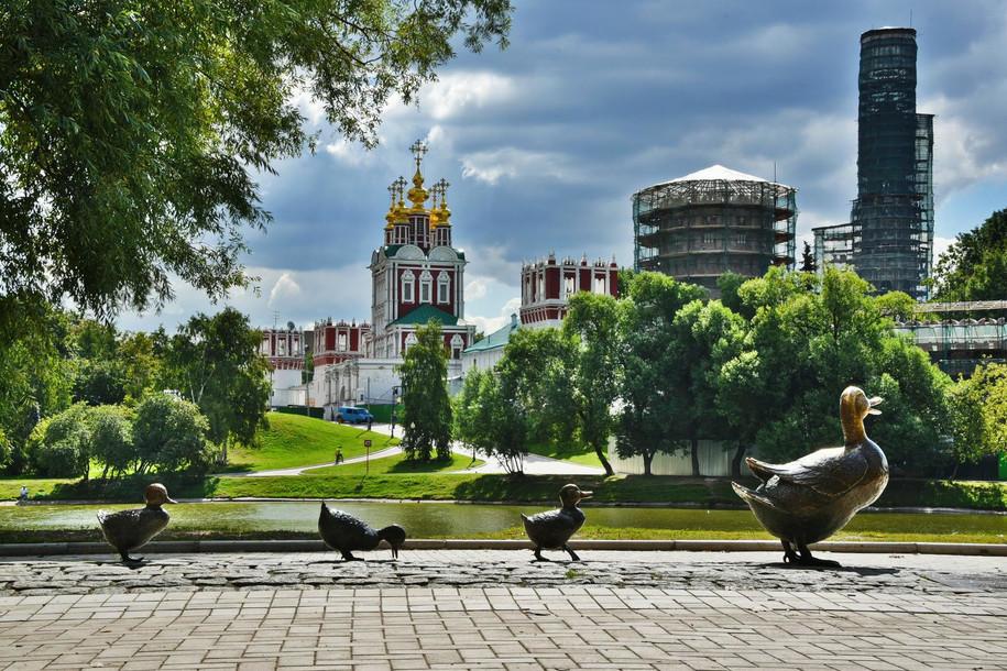Сегодня в Москве потеплеет до 22 градусов