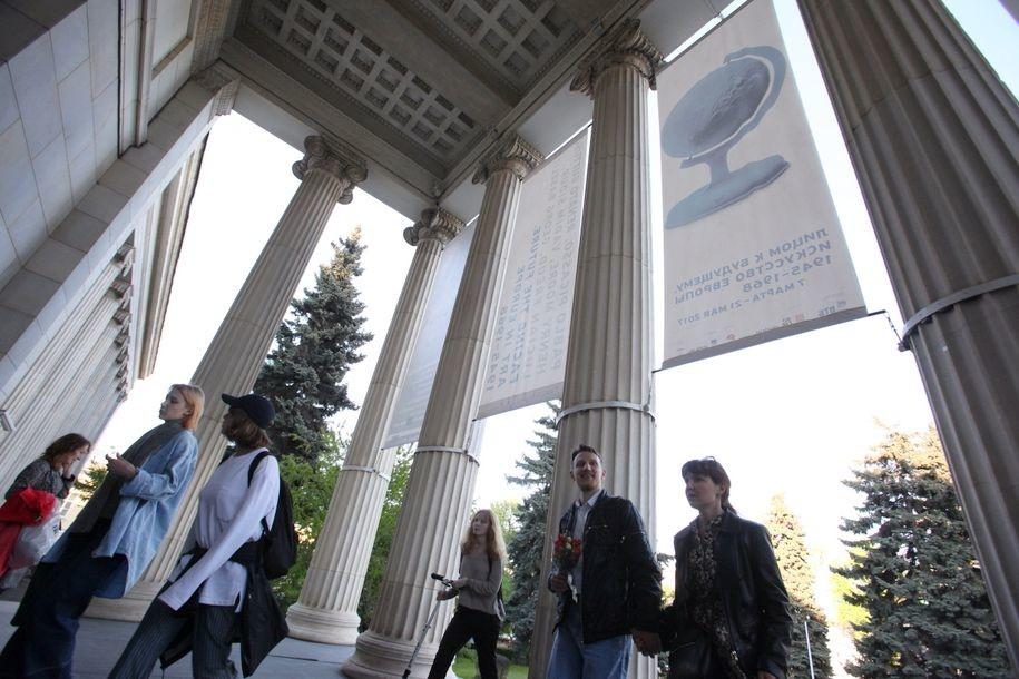 Пушкинский музей отмечает 106-летие со дня основания