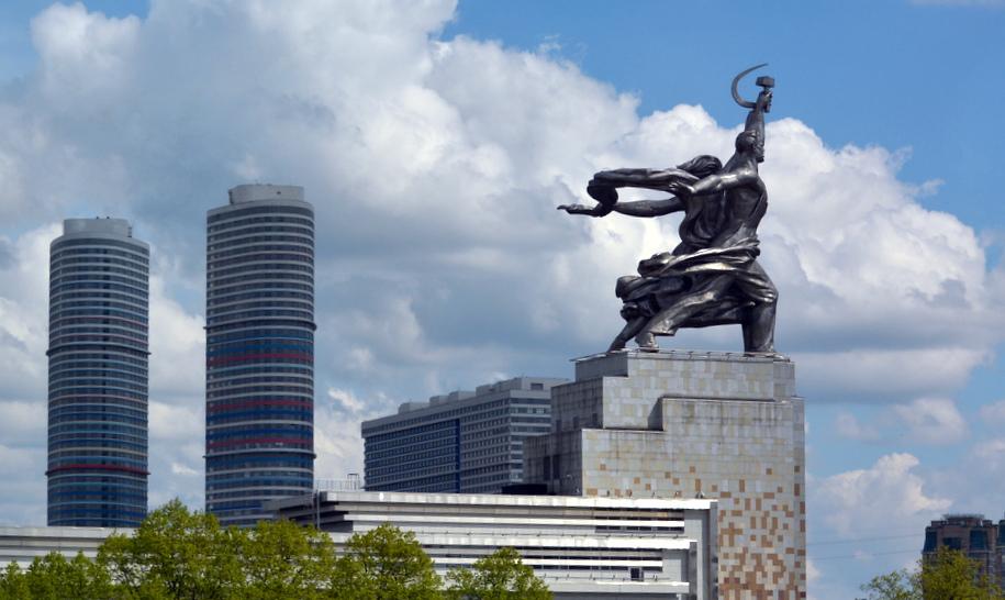 В столице завершилась реставрация дома скульптора Веры Мухиной