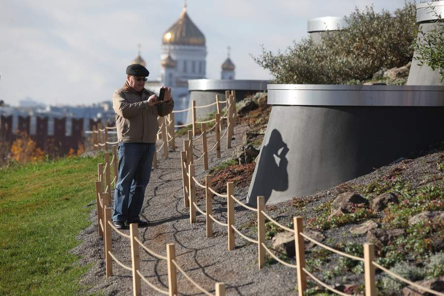 Атмосферное давление в Москве побило рекорд 26-летней давности