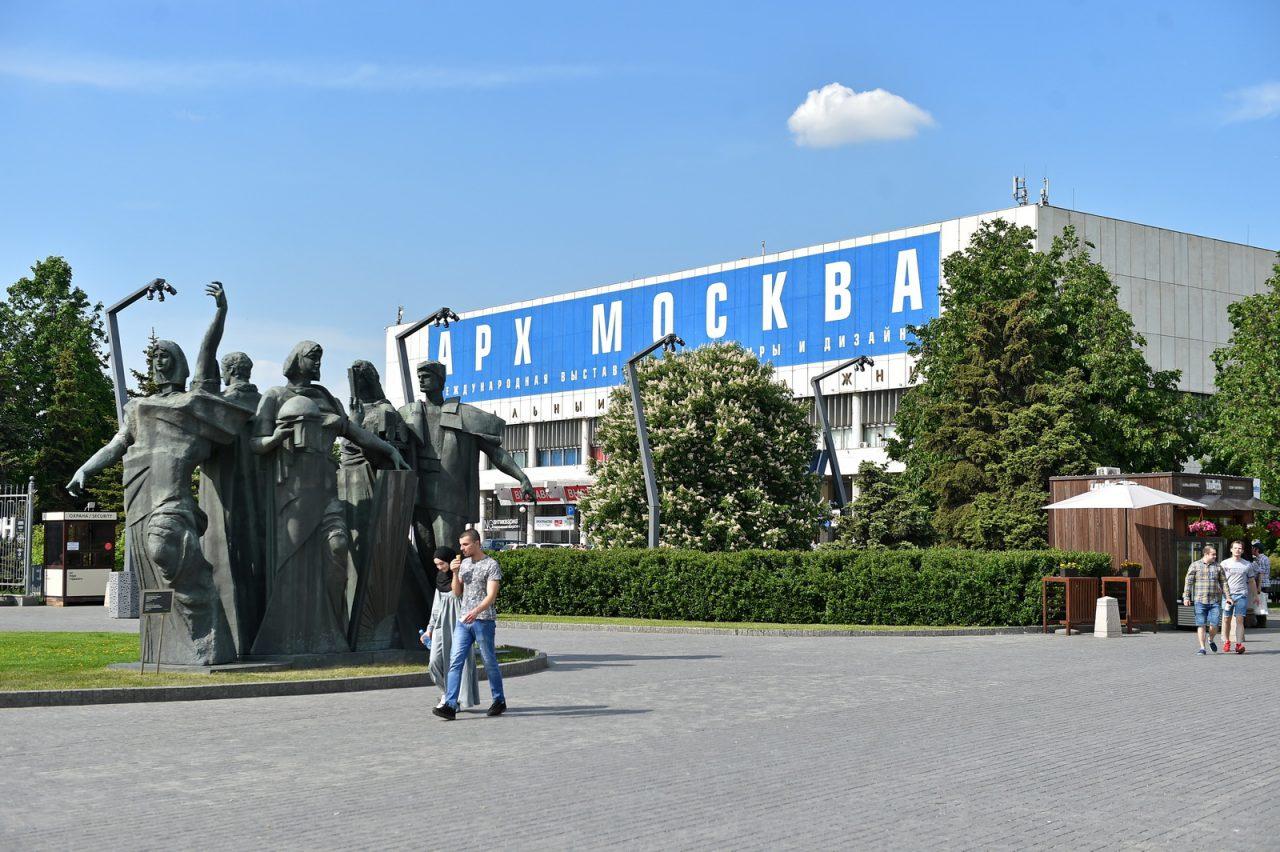 За три дня выставку «АРХ Москва» посетили более 14 тысяч человек