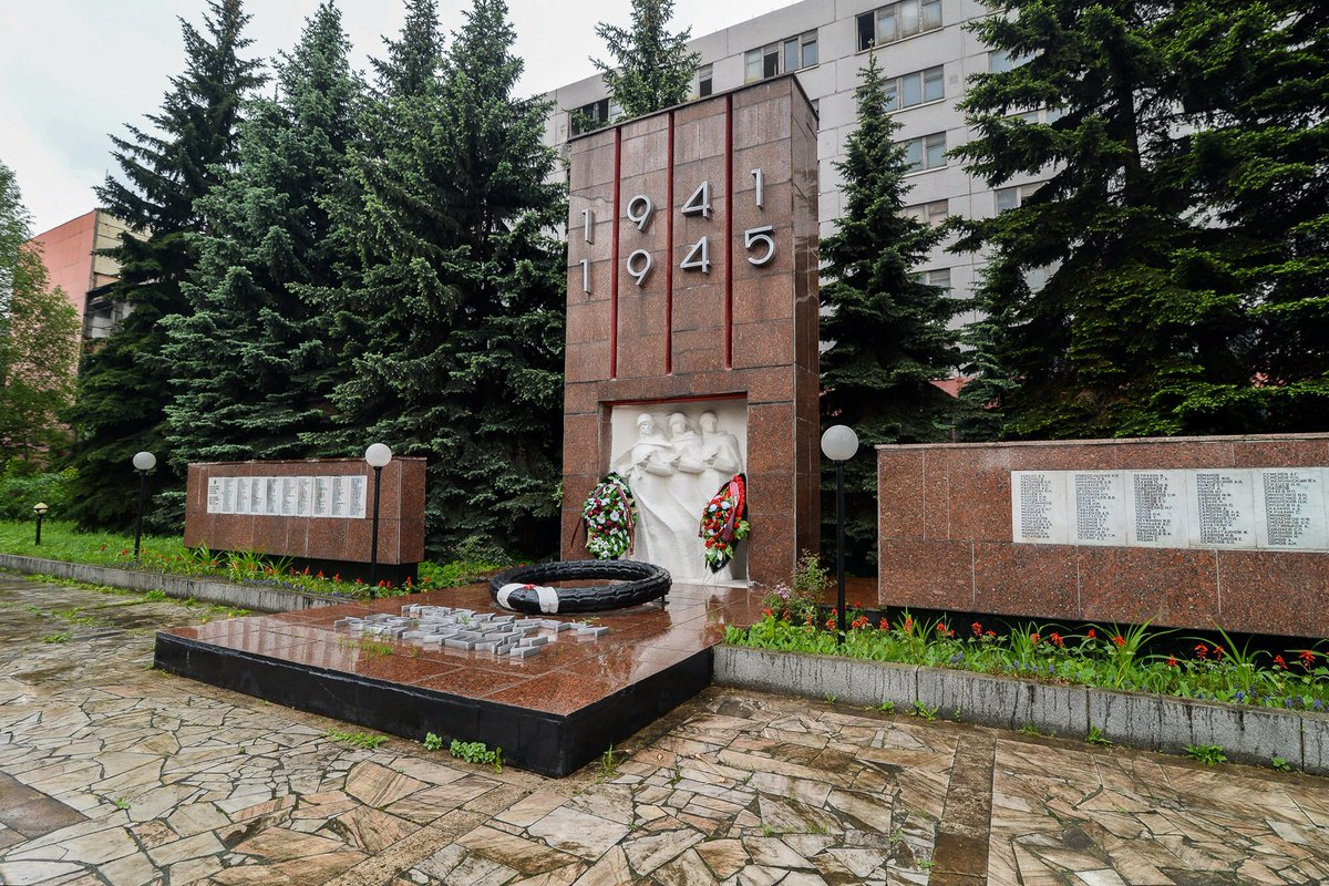 Мемориал «Металлурги — своим погибшим товарищам» будет сохранен — Собянин