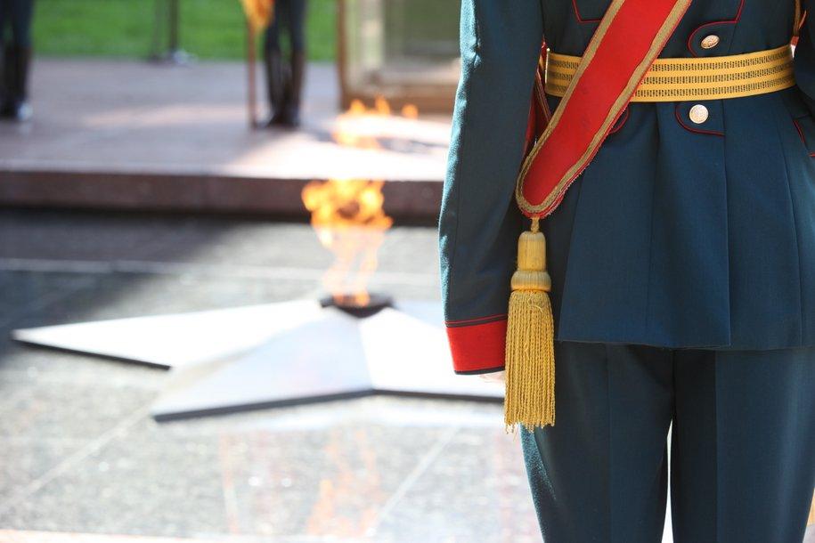 Свыше 12 тыс. человек обеспечили порядок в столице в День Победы