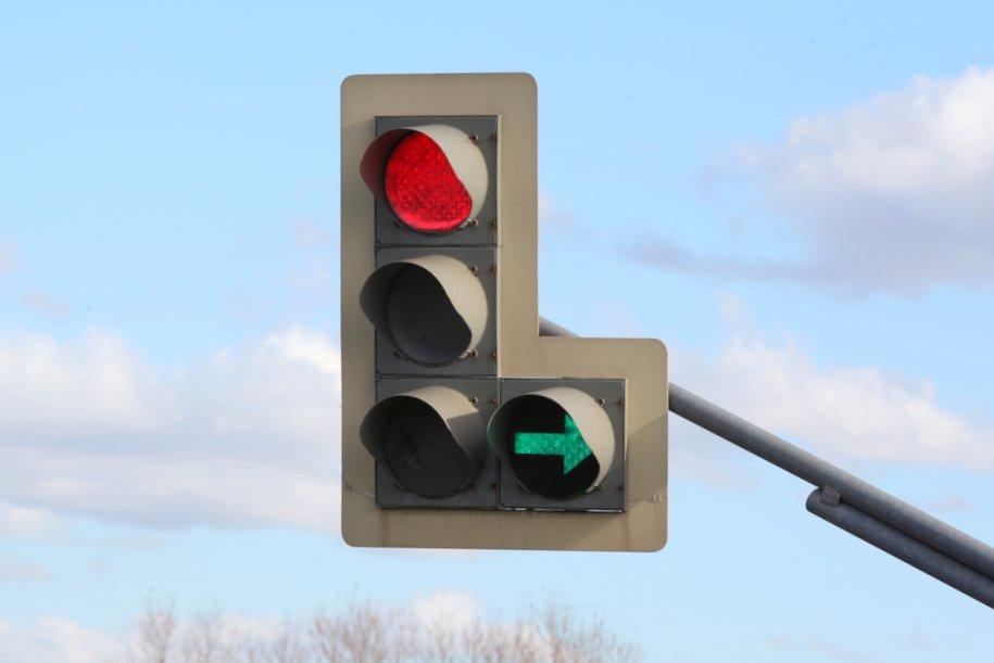 Держатели социальных карт смогут продлить время «зеленого» пешеходного светофора