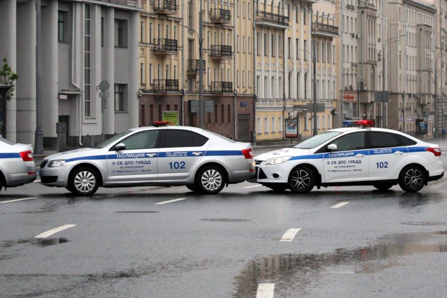 Участок улицы Большая Дмитровка перекроют с 3 июня по 17 июля