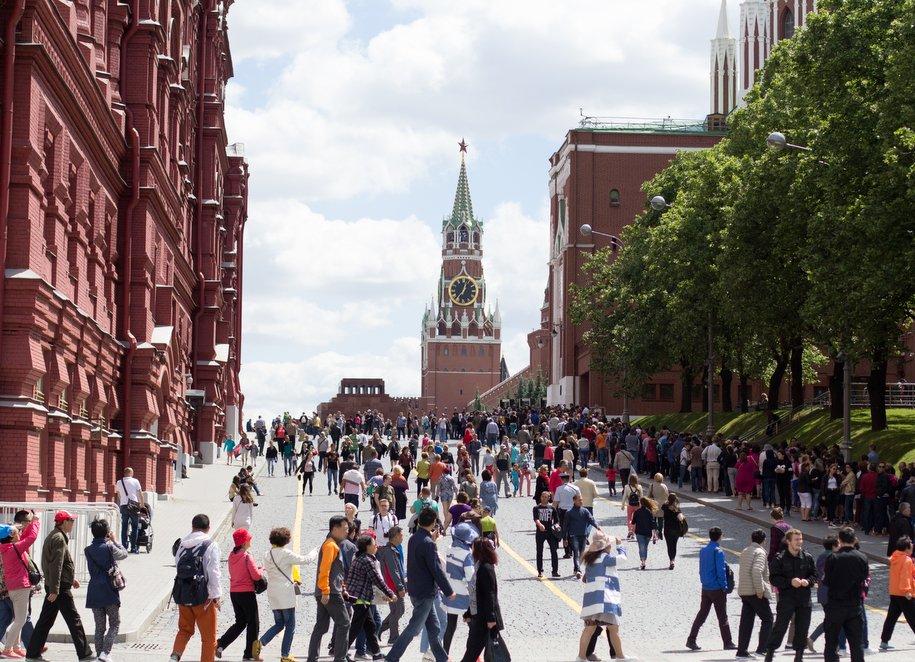 Сегодня Москву ожидает переменная облачность и до 22 градусов тепла