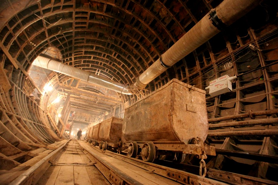 Три новых участка Большого кольца метро запустят в 2020 году