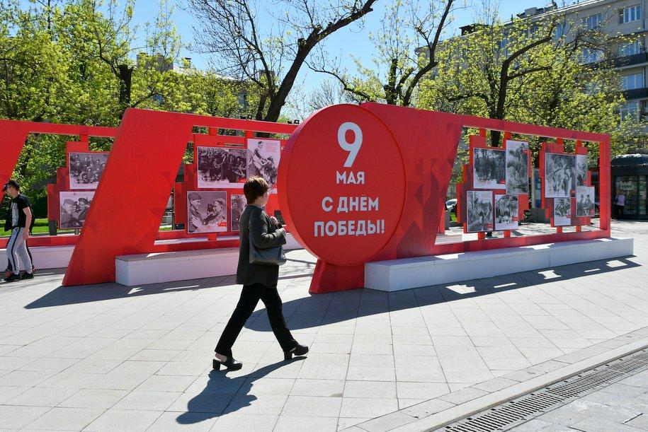 В центре столицы открылась выставка фронтовых портретов