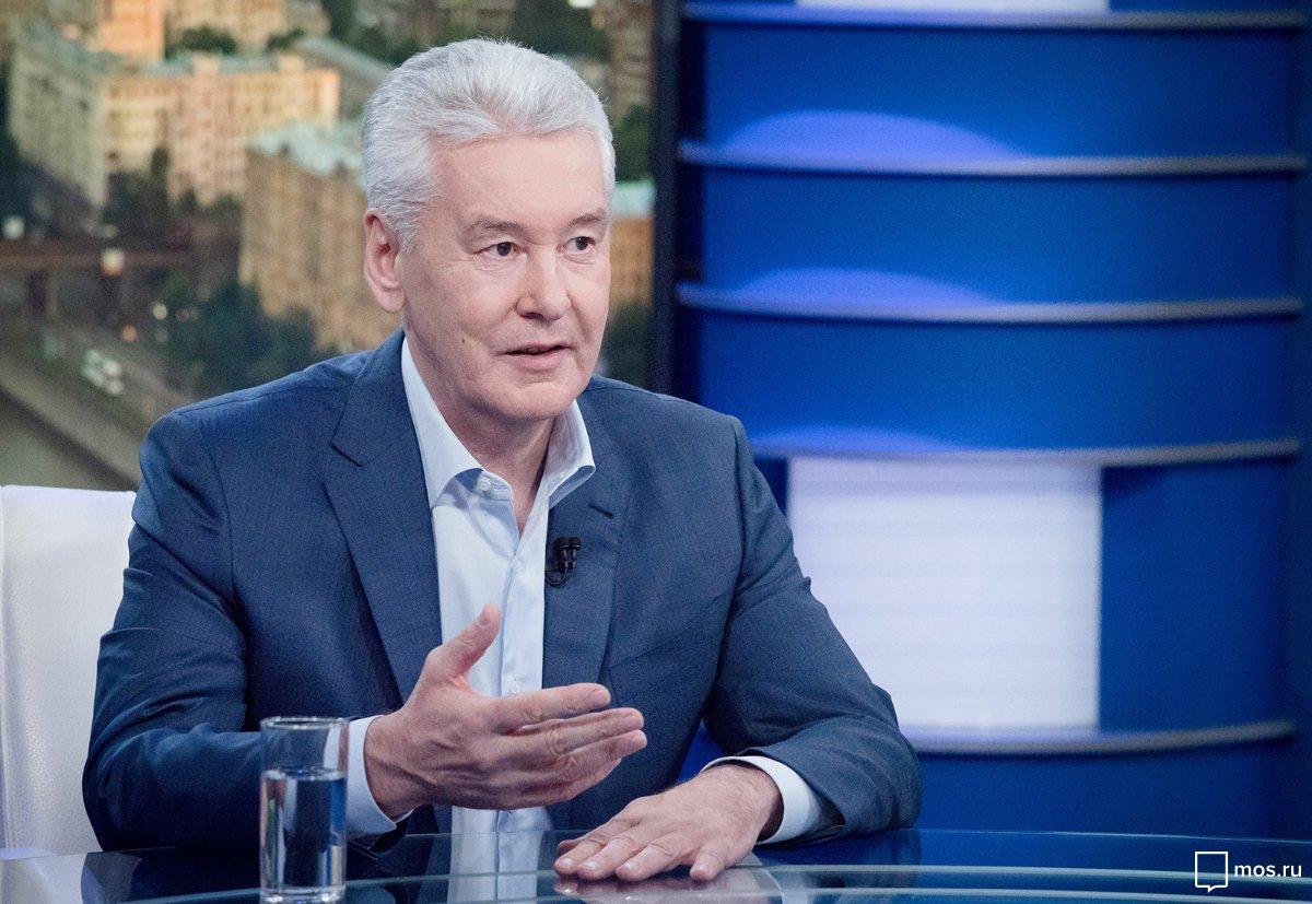 Сергей Собянин поздравил сотрудников Московского транспорта с профессиональным праздником