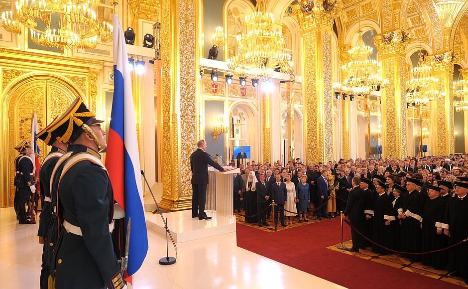 Единство граждан и государства является основой сильной страны — Путин