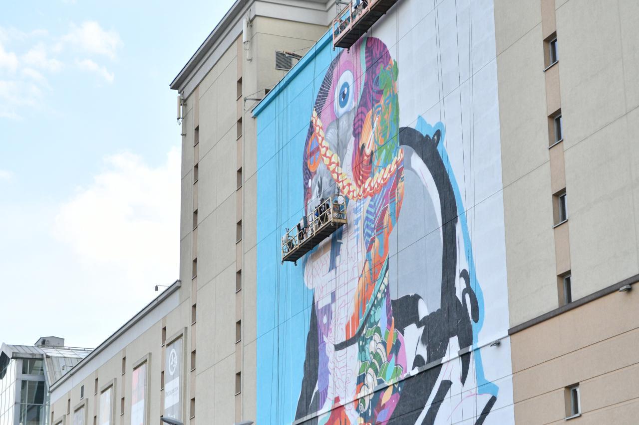 Мосгордума приняла поправки в закон регламентирующий нанесение и удаление граффити