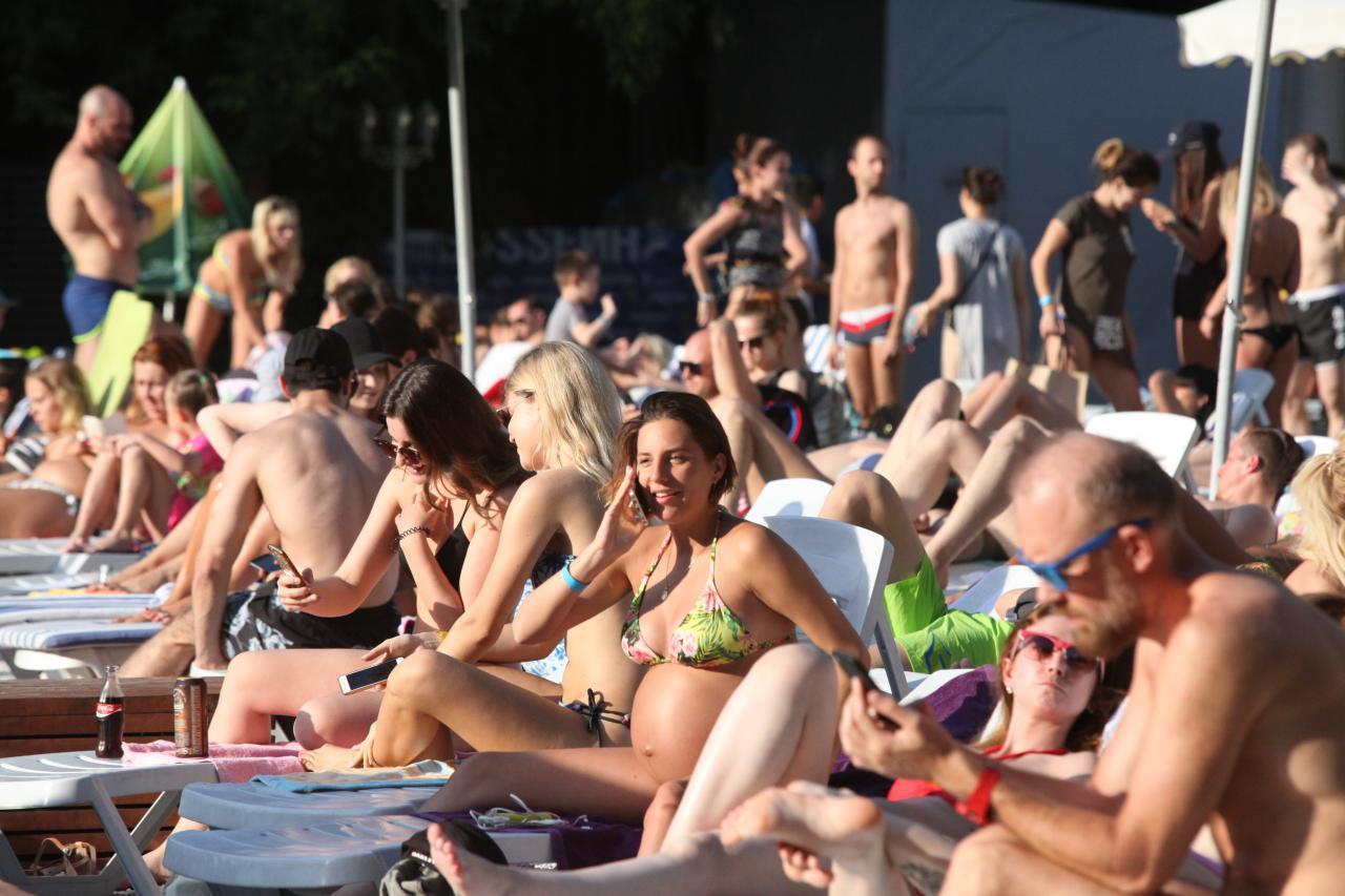 Московские пляжи откроют к летнему сезону 25 мая