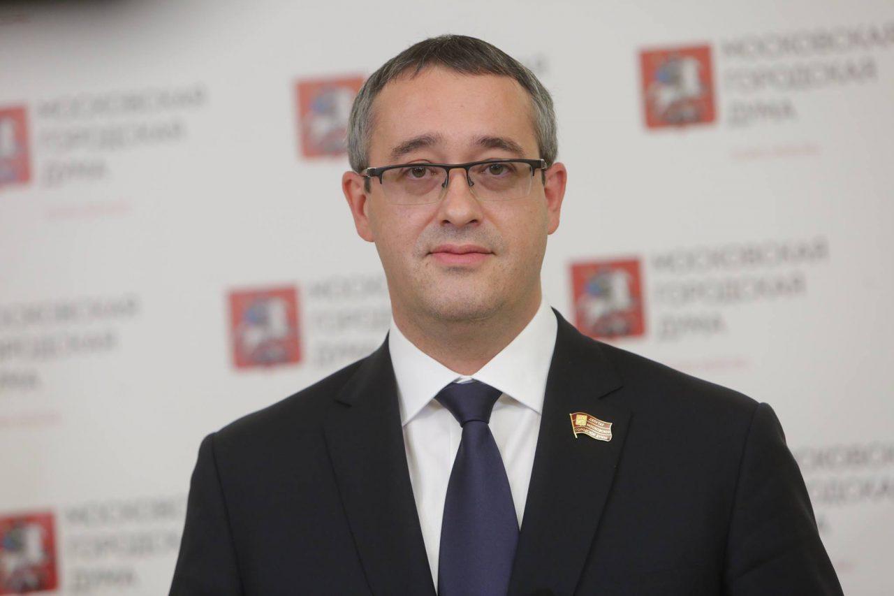 Глава Мосгордумы поздравил москвичей с главным государственным праздником