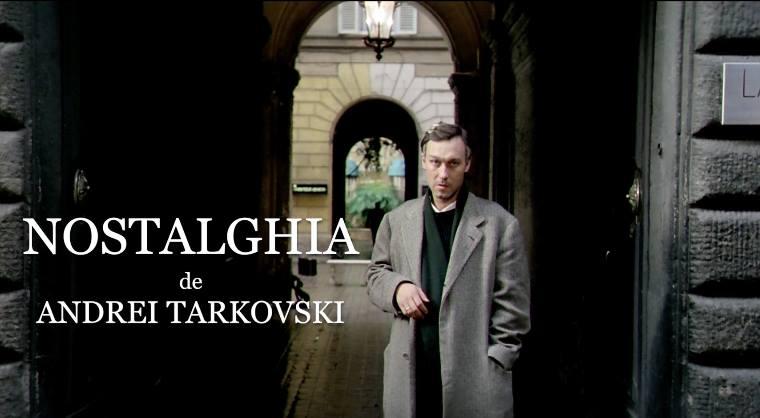 В кинотеатре «Космос» пройдет показ фильма «Ностальгия» Андрея Тарковского