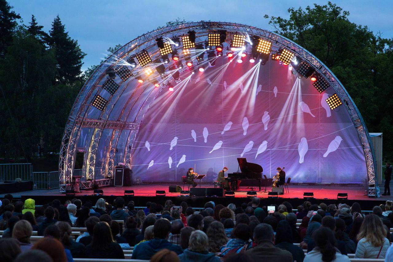 Серия концертов «Неоклассики» откроется на ВДНХ 16 июня концертом All In Orchestra