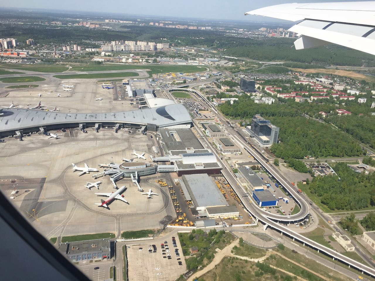 В столичных аэропортах задержано и отменено 15 рейсов